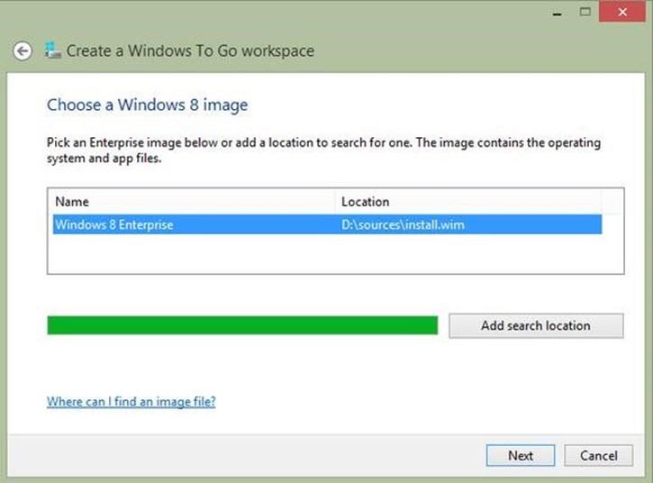 Создание флешки Windows To Go в Windows 8 ИТ сообщество Украины